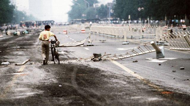 Lối vào Thiên An Môn