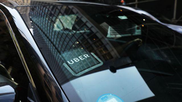 Auto de Uber