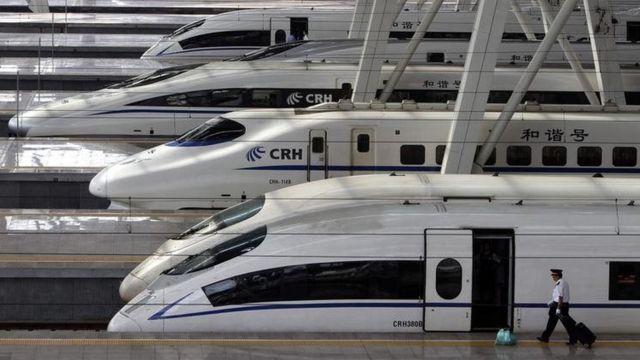 中国经济在过去几十年迅速发展,已经超过英国、法国、德国、日本,成为世界第二大经济体。(photo:BBC)