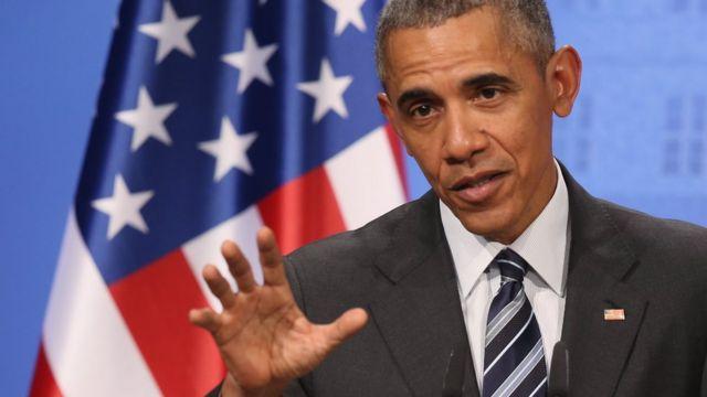 オバマ大統領は訪問先のハノーバーで追加派遣を正式発表する予定