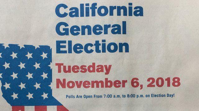 Tài liệu về bầu cử 6/11 ở tiểu bang California
