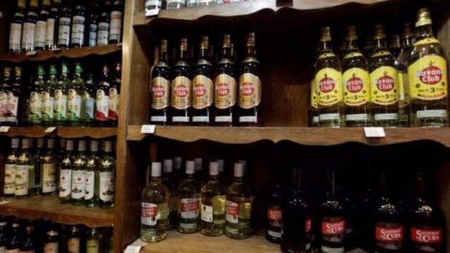 Inzoga ya Rum ikorerwa muri Cuba irakunzwe cane muri republika ya Tcheque