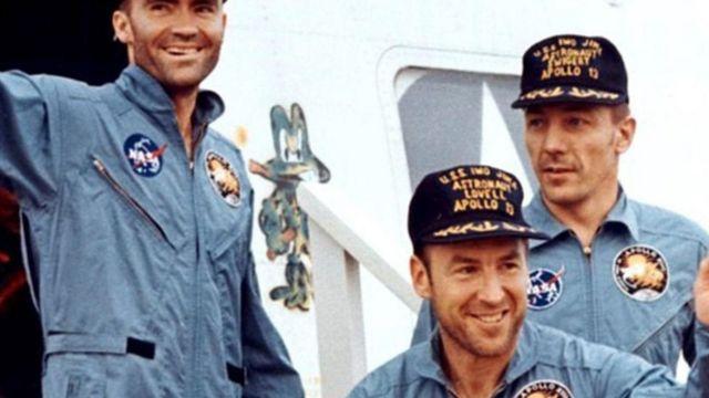 Tripulação da Apollo 13