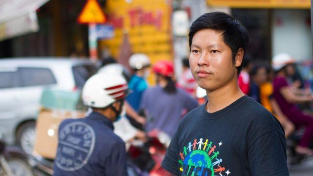 Nhà hoạt động Trịnh Bá Phương