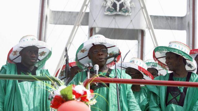 Aworan Obasanjo, Jonathan àti Ya'Adua