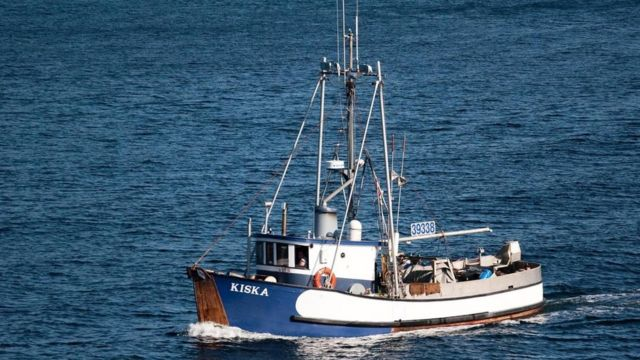 تندلع مصادمات طفيفة كلما صادف الصيادون الكنديون مراكب صيد تابعة لولاية آلاسكا في المياه المتنازع عليها