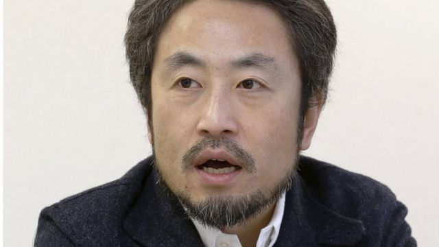 Japanese journalist 'captive and threatened in Syria'