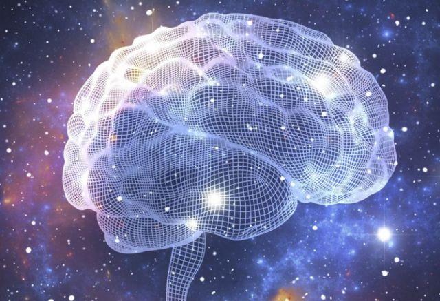 Brain and stars