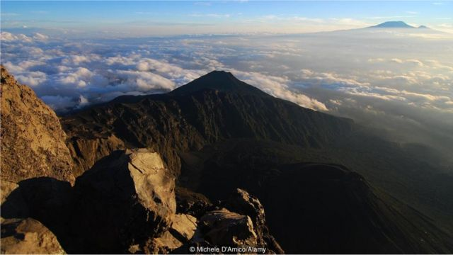 O Parque Nacional de Meru
