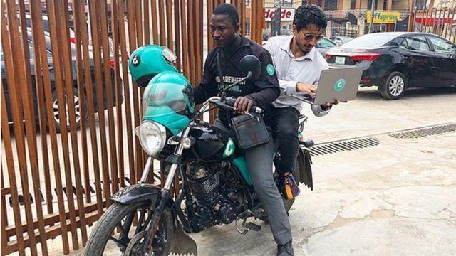 Fahim Saleh Gokada founder: New York police find di tech ...
