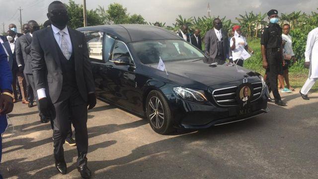 Dare Adeboye burial: