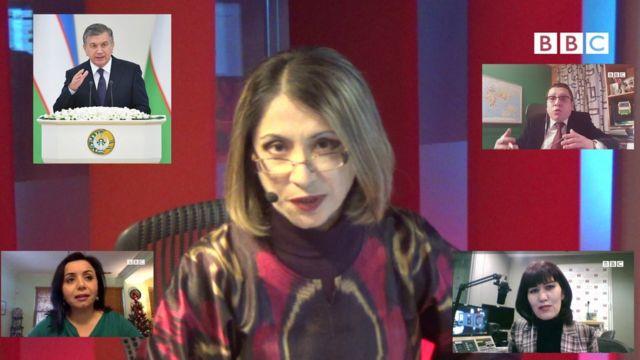 Би-би-си Ўзбек хизматининг бу галги Facebook Live жонли мулоқоти