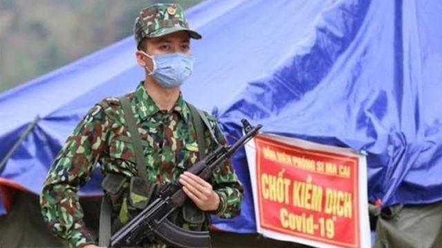 Lập tám đoàn kiểm tra phòng dịch trên các tuyến biên giới.