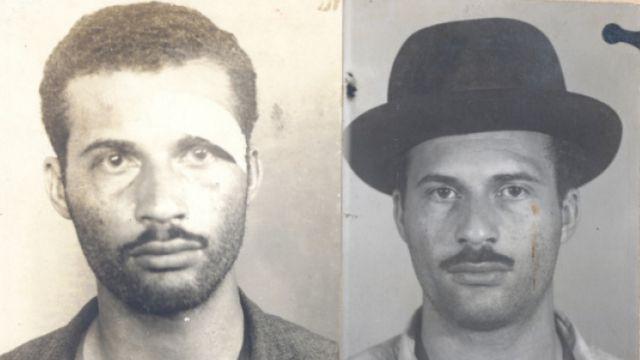 Marighella preso em São Paulo em 1936