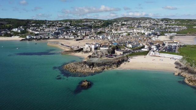英国康沃尔有风景如画的海岸和悠久的航海历史。(photo:BBC)