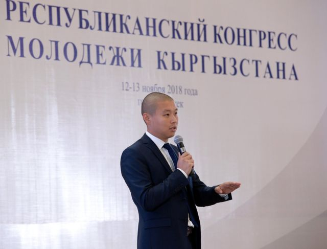 Тилек Токтогазиев