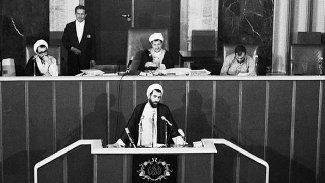 اولین مجلس جمهوری اسلامی