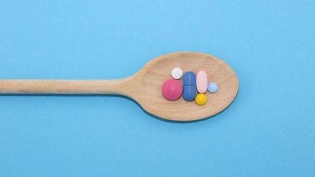 维生素药片