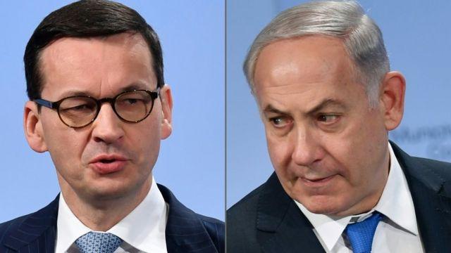 Моравецкий и Нетаньяху
