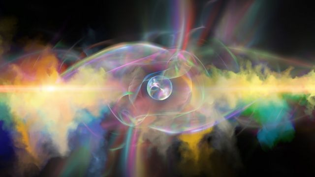 Los físicos que creen haber encontrado el origen de la materia oscura, uno  de los mayores enigmas de la ciencia - BBC News Mundo