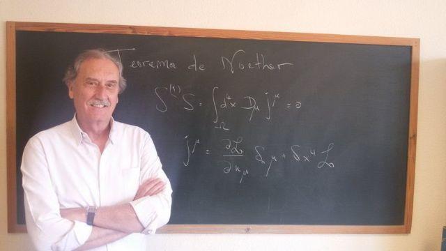 प्रोफ़ेसर मैनुअल लोज़ानो