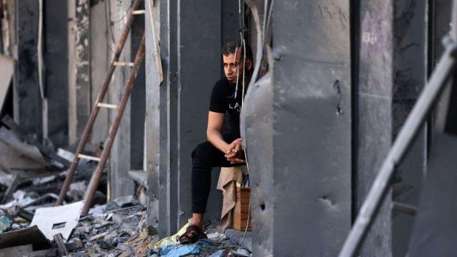 İsrail ve Hamas arasındaki ateşkes