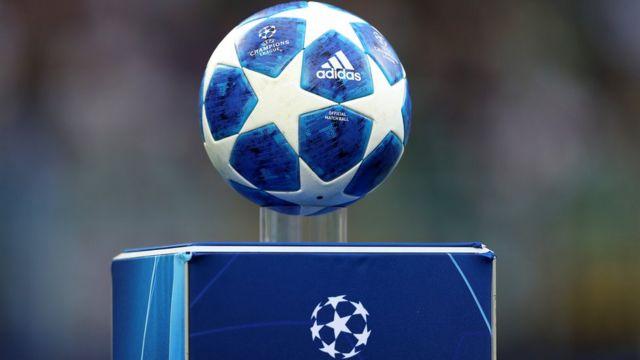 Uefa Champịọns