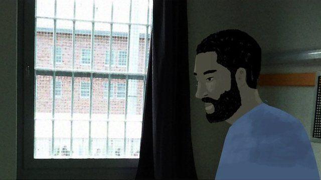 Prisoner animation