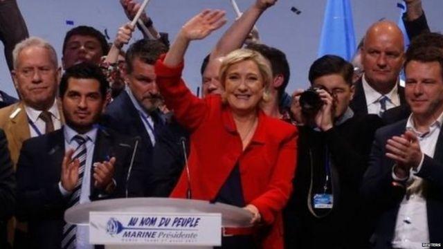 මරීන් ල පෙන් (Marine Le Pen)