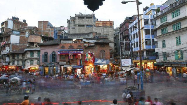 नेपाल का बाज़ार