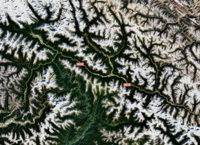 Исток Брахмапутры