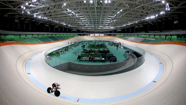 Velódromo Olímpico do Rio