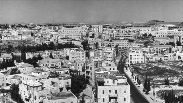 আরবদের হটিয়ে যেভাবে ইসরায়েল রাষ্ট্রের জন্ম হয়েছিল - BBC News বাংলা