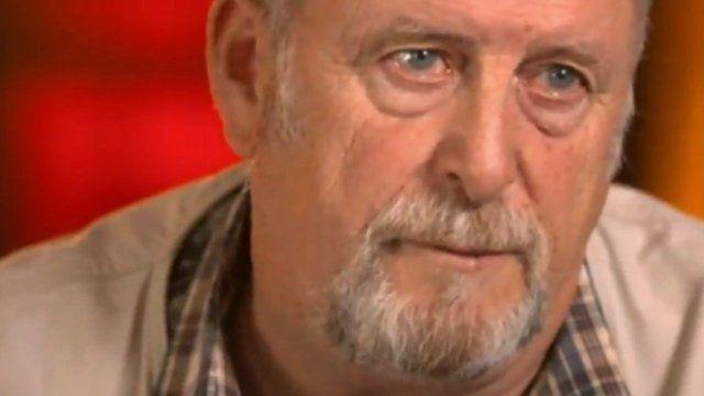 Former French secret agent, Jean-Luc Kister