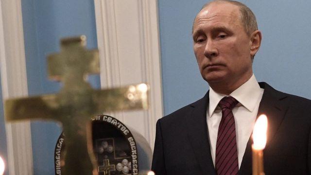 President Putin, 15 Nov 17
