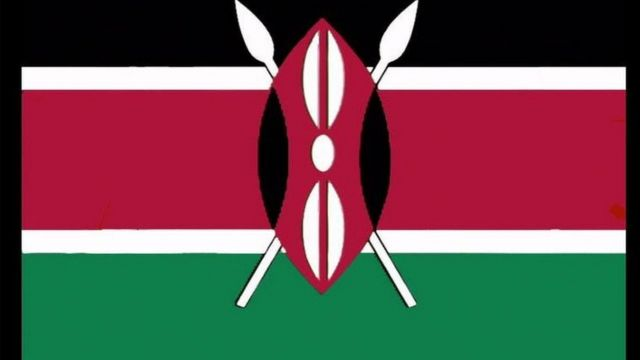 Tutar kasar Kenya