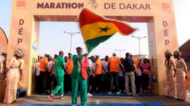 Au Sénégal, le marathon de Dakar s'est déroulée ce week-end.