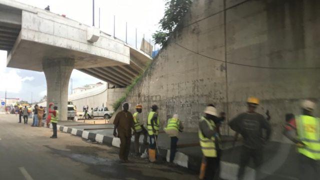Lagos Airport Road