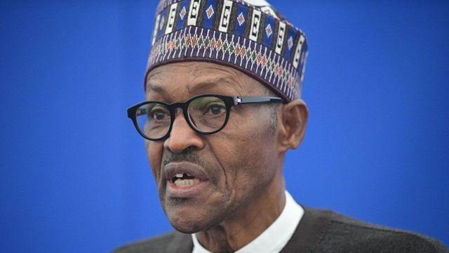 Prezida Buhari yihaye intego yo kurwanya ibiturire kuva afashe ubutegetsi mu mwaka uheze