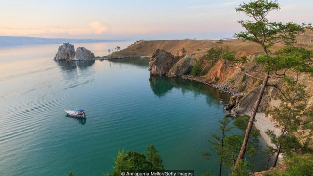 Legend has it that some of the tsar's gold now lies at the bottom of Lake Baikal