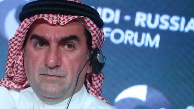 رئيس مجلس إدارة صندوق الاستثمارات العامة السعودي ياسر الرميان