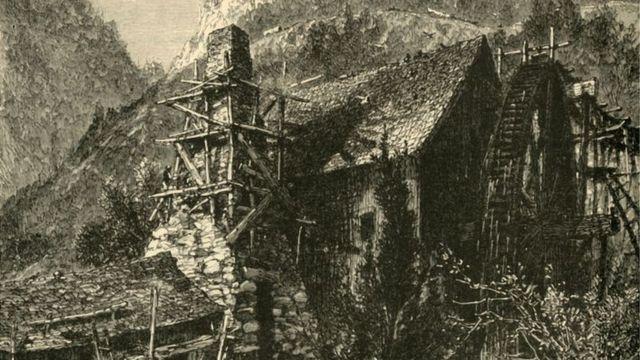 The rural hills of Eastern Kentucky