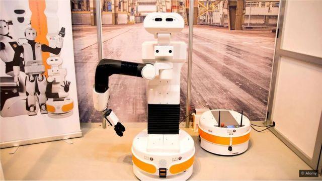 Le robot Tiago peut non seulement retrouver les clés perdues, mais aussi fournir de la compagnie