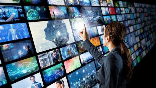 Cómo funcionan las pantallas táctiles? - BBC News Mundo