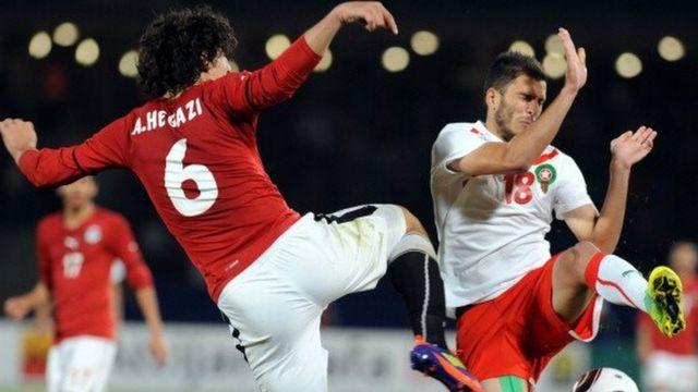 """هل تنجح مصر في فك """"العقدة المغربية"""" والتأهل لنصف نهائي كأس الأمم الأفريقية؟"""