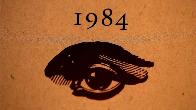 Cover detail from 1984