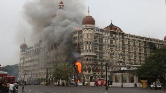 هجمات مومباي عام 2008