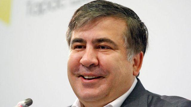 Mixeil Saakaşvili