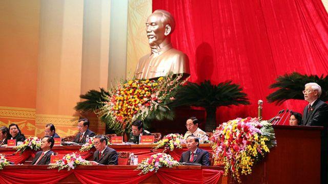 Quyết tâm chống tham nhũng được đề cập tới trong nhiều cuộc họp cao cấp của Đảng