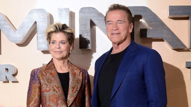 Arnold dan Linda